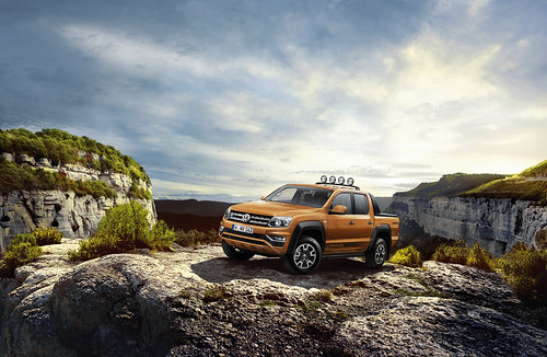 Volkswagen Amarok Canyon Edition