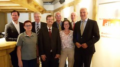 Besuch von Garrelt Duin im Sauerland