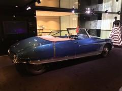 1958 Citroen DS @ DS World Paris France (mangopulp2008) Tags: chappron henri france paris world ds citroen 1958 dsworldparis