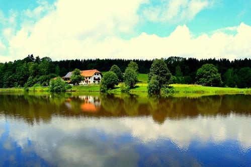 Rannasee,Bayrischer Wald (Germany)