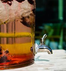 Iced Tea (PhilR1000) Tags: tea ice colour water urn littlevenice drink