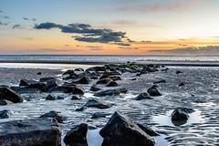 Sunset Hollum, Ameland (Explored 27-9-16 #425) (JnHkstr) Tags: ameland fotoclub gespot hollum sunset zonsondergang wadden eiland island