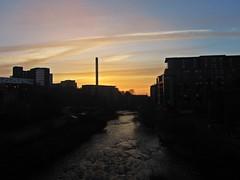 A Yorkhill Sunset (Bricheno) Tags: sunset night hospital river scotland glasgow escocia kelvin westend szkocja yorkhill schottland scozia riverkelvin kelvinhall écosse 蘇格蘭 escòcia σκωτία स्कॉटलैंड bricheno scoția