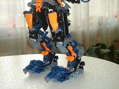 Gladiator10 (KopakaTonMOCs) Tags: old lego walker bionicle mecha mech gladiator moc kopakaton