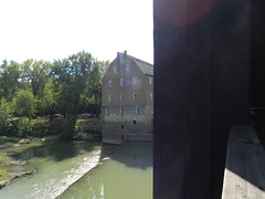 Trip to Bollinger Mill 9/28/2014 2 (whitebuffalobk) Tags: mill missouri coveredbridge burfordville bollingermill