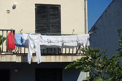 croatia  DSC00977 (Rolf Kamras) Tags: croatia clothesline dubrovnik babinkuk