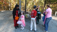 Twin Lakes State Park Haunting on the Lake 2014 (vastateparksstaff) Tags: halloween kids families spooky specialevent twinlakesstatepark hauntingonthelake2014