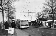 Dresden Bushaltestelle (hutschinetto) Tags: film:iso=80 teanol film:brand=orwo film:name=orwonp2080 orwonp2080 filmdev:recipe=9841