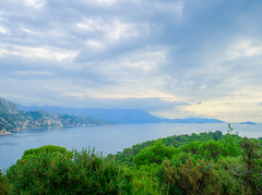 Low clouds (MikeAncient) Tags: geotagged croatia dubrovnik hdr kroatia hrvatska dalmatia lokrum tonemapped tonemap