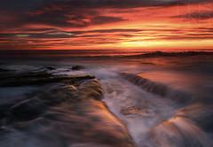 new chapter (Dusan R) Tags: sunset sky seascape beach sunrise canon sydney australia textures lee swell avalon mahon deewhy oceanbath leefilters canon1635 canonmkiii dusanr