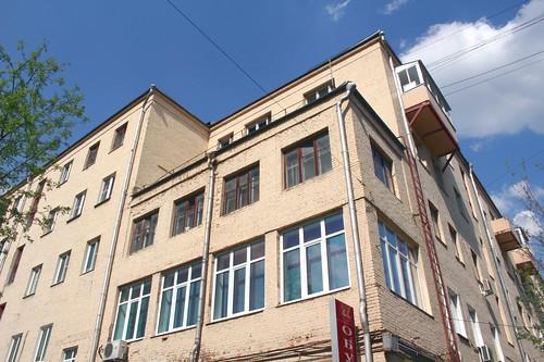 Жилые кварталы по ул. Доватора и ул. Ефремова