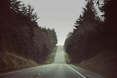 open road (parfois) Tags: road trees lines washington driving hills windshield middle deciduous distance leading coniferous parfois aprilwasteland