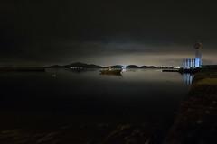 Noite chuvosa na baía da Guanabara (felipe sahd) Tags: brasil riodejaneiro paquetá baíadaguanabara