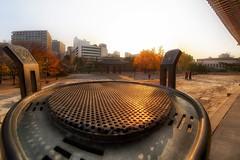 Deoksugung Palace (bontakun) Tags: autumn fall colours southkorea  fallcolours   deoksugungpalace