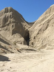 Mud Caves (spork_spelunking) Tags: statepark hot nature beautiful landscape outdoors desert mud dry caves geology anzaborrego anzaborregostatepark