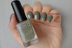 Kiko - 394 Olive Green (giu_a_b) Tags: kiko nailpolish esmaltes kiko394 kikoesmaltes