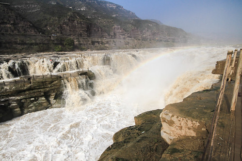 HUKOU WATERFALL-7