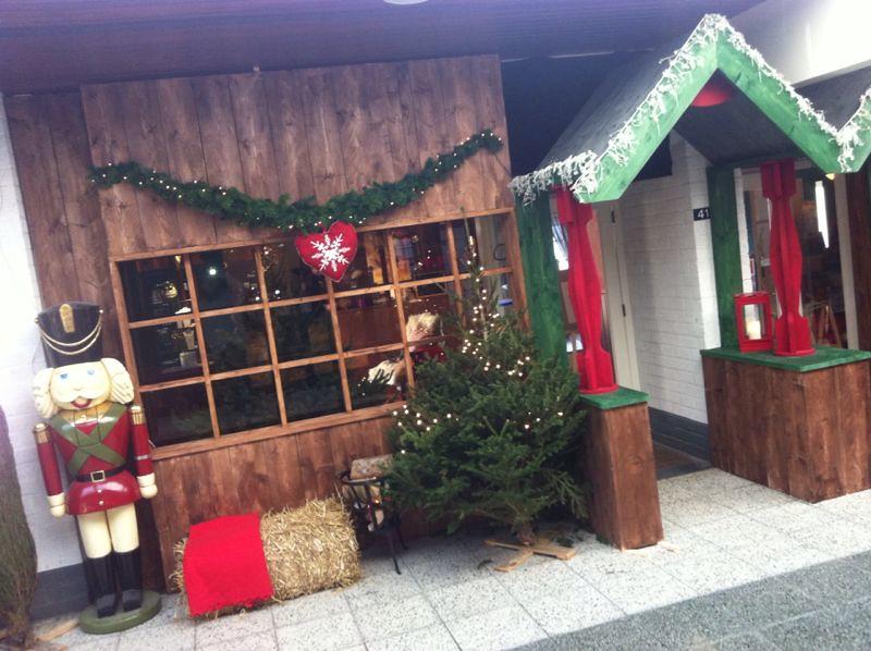 Huis van de Kerstman Kijkduin1
