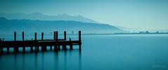 The Other Old Dock, Suwa Lake, Suwa-shi, Nagano-ken, Japan (rochmadp) Tags: longexposure lake nikon exposure nd 1855mm ndfilter d3200 nd1000