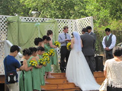 "Outdoor Wedding Ceremony • <a style=""font-size:0.8em;"" href=""http://www.flickr.com/photos/66830585@N07/15773209335/"" target=""_blank"">View on Flickr</a>"