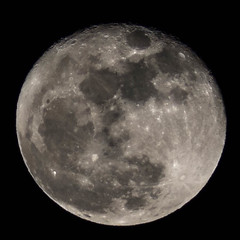 Tonight's Full Moon 12_07_2014 120 (VinceFL) Tags: moon luna fullmoon manfrottotripod nikond7100 vincefl tamron70300mmf456dild12autofocusmacro