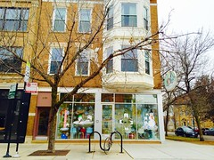 Holidays on Chicago's Southport Corridor 2014 (southportcorridorchicago) Tags: city urban chicago retail shopping corridor cubs wrigley lakeview southport wrigleyville southportcorridor