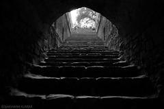 Stepwell (Shashank_Kumar) Tags: india white black heritage stairs delhi connaught baoli agrasen ugrasen