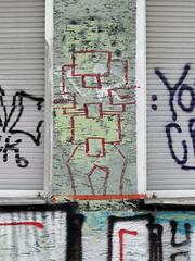 Flowchart Man (onnola) Tags: streetart berlin facade kreuzberg germany deutschland graffiti flowchart fassade graefekiez flussdiagramm