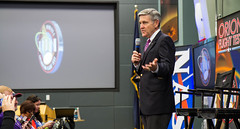 KSC Director Speaks to NASA Social