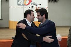 Comemoração 40 Anos PSD Castelo de Paiva