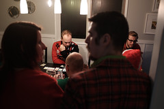 Ugly Christmas Sweater Party 2014 (DavinG.) Tags: party sweater fuji ugly 2014 davingphotography x100t