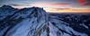 White Christmas (Tobias Knoch) Tags: schnee sunset panorama snow mountains alps canon schweiz switzerland sony shift 24mm blau alpha tilt sonneuntergang tse appenzell alpstein a7r schäfler hitech0 innerhoden shiftpanorama 9segitzo2542losnovoflexcb3ii2