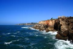 Boca del infierno (elena_rr91) Tags: sea portugal cascais acantilado