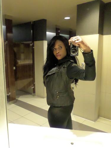 Sabine'e selfie :-)