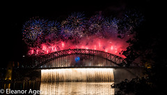 9F7A6876 (eleivory) Tags: light water night fireworks harbour nye sydney australia newyearseve operahouse harbourbridge northsydney sydneyharbourbridge bluespointreserve sydneynye 2014 2015 bluespoint 201415