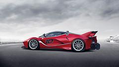Ferrari FXX K (ebaymotors) Tags: racecar ferrari hybrid abu dhabi supercar v12 fxxk fxx