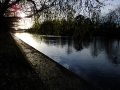 River Ouse, Fulford, York (hope2029) Tags: york sunset reflections river ouse