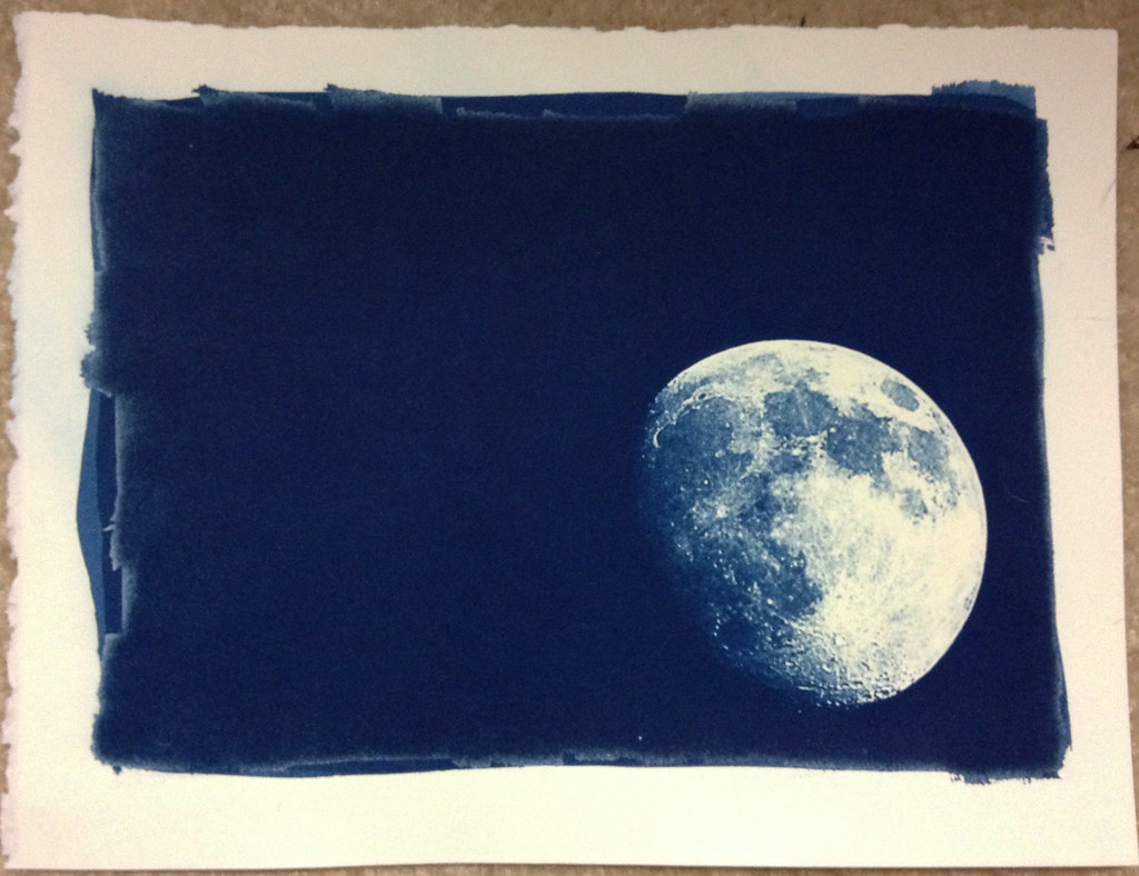 The Worlds Most Recently Posted Photos Of Cyanotype And Moon Niion Lunar Running Black Senor Pizza Meal Tags Nightsky