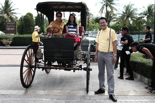 12nd Hua Hin Vintage Car Parade