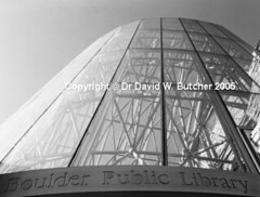 Boulder Library (Dave Butcher Photography) Tags: mamiya mediumformat photography photo fineart 120film photograph filmcamera fineartphotography blackwhitephotography blackwhitephoto artphotography blackandwhitephotograph ilfordfilm blackwhitephotos blackwhitepicture davidbutcher blackwhiteprint davebutcher imagelicensing imagelicense mamiyacameras