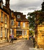 A Stroll Down The Street (Supersnappz1) Tags: england history town market cotswolds medieval gloucestershire historic hdr chippingcampden platinumheartaward supersnappz