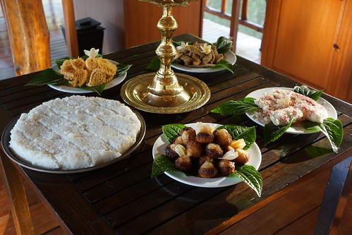 Milk Rice - Morning Ceremony
