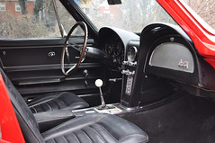 """1966 Corvette Sting Ray • <a style=""""font-size:0.8em;"""" href=""""http://www.flickr.com/photos/85572005@N00/16080097292/"""" target=""""_blank"""">View on Flickr</a>"""