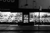 2308 Flowers (JoelZimmer) Tags: blackandwhite newyork brooklyn unitedstates parkslope citygrid 24mmf28 nikond7000