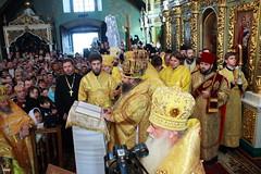199. На канонизации свт.Филарета Черниговского 2009 г