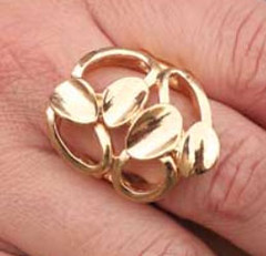 5th Avenue Gold Ring K2 P4316-5