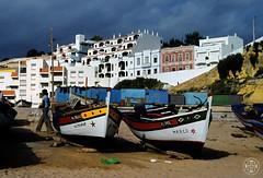 Saudade 445 ( Portimagem) Tags: praia portugal barco mercado peixe algarve historia albufeira pescadores patrimnionacional