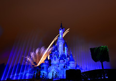 DISNEY DREAMS @ DISNEYLAND PARIS (dale hartrick) Tags: longexposure paris nikon fireworks disneyland disney dreams eurodisney d800 disneylandparis nightshow disneydreams nikond800 disneydreamsshow