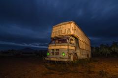 AMP_5870_1 (Amparo Hervella) Tags: longexposure espaa lightpainting truck noche spain nikon toledo nocturna camin largaexposicin polan d7000 nikond7000