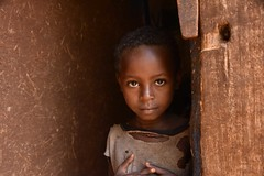 Wolayta Boy, Ethiopia (Rod Waddington) Tags: africa boy portrait people male child african traditional tribal doorway afrika ethiopia tribe ethnic afrique ethiopian etiopia wolayta wollaita